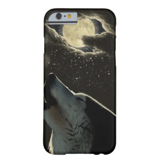 Howling Wolf iPhone 6 Case