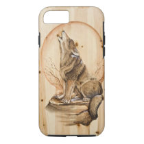Howling Wolf iPhone 7 Case