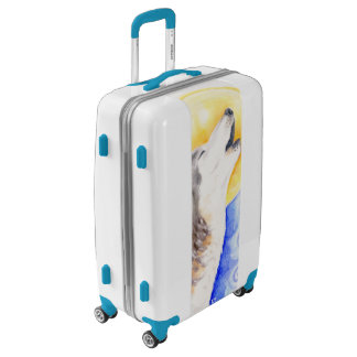 Howling Wolf Luggage