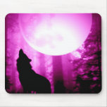 Howling Wolf Mousepads