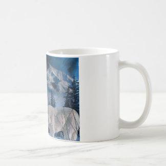 Howling Wolf Pack Coffee Mug