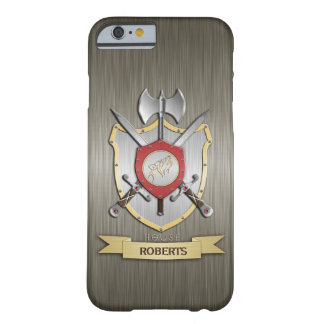 Howling Wolf Sigil Battle Crest Armor Barely There iPhone 6 Case