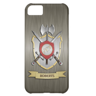 Howling Wolf Sigil Battle Crest Armor iPhone 5C Covers