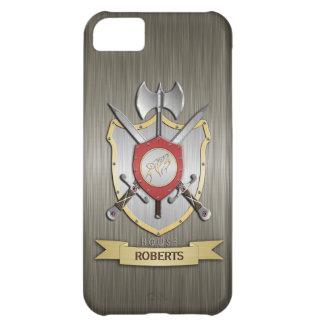 Howling Wolf Sigil Battle Crest Armor iPhone 5C Case