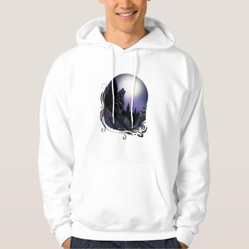 Howling Wolf (Signature Design) Pullover