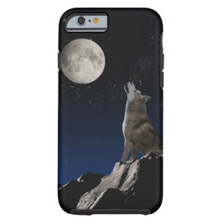 Howling Wolf Tough iPhone 6 Case