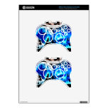 Howling Wolf Xbox 360 Controller Skin