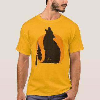 Howling wolve T-Shirt