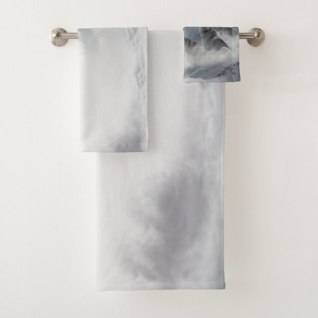 Howling Wolves Towel Set