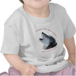 Howling...Your Case Tee Shirts