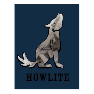 Howlite Postales