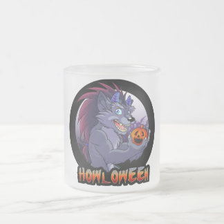 Howloween frosty mug