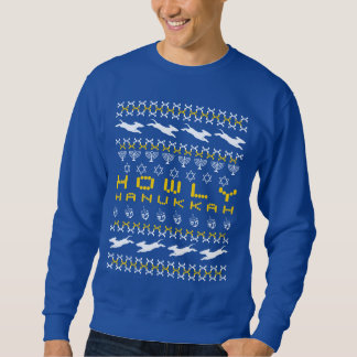 Howly Hanukkah Sweatshirt