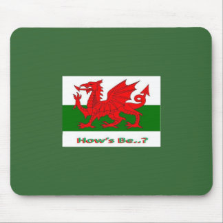 hows be welsh mousemats