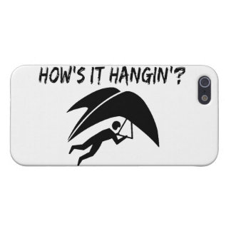 How's It Hangin Hang Glider iPhone SE/5/5s Case