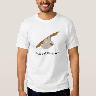 How's It Hangin'? T-shirt