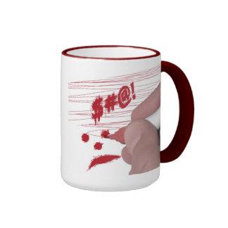 How's Your Day Going? Ringer Mug
