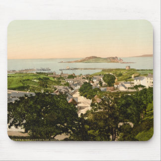 Howth and Ireland's Eye Mouse Pad