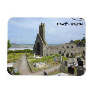 Howth Church Ruins Magnet