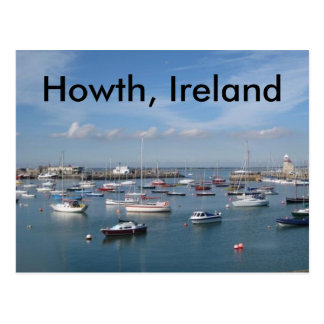 Howth Ireland Postcard