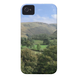Howtown and Barton Fell in Cumbria iPhone 4 Case-Mate Case