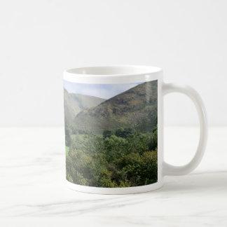 Howtown and Barton Fell in Cumbria Coffee Mug