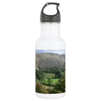 Howtown and Barton Fell in Cumbria 18oz Water Bottle