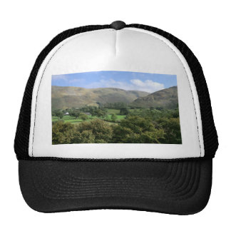 Howtown and Barton Fell in Cumbria Trucker Hat