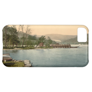 Howtown Pier, Lake District, Cumbria, England Cover For iPhone 5C