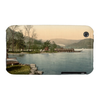Howtown Pier, Lake District, Cumbria, England Case-Mate iPhone 3 Case
