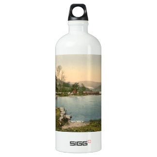 Howtown Pier, Lake District, Cumbria, England SIGG Traveler 1.0L Water Bottle