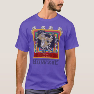 Howzat - Medieval Shakespeare T-Shirt