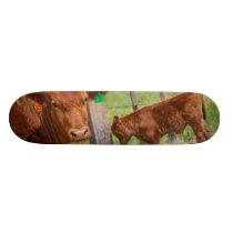 Hoy Cow!!! Skateboard