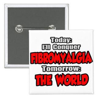 Hoy Fibromyalgia. Mañana, el mundo Pin