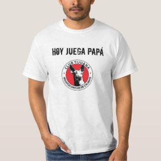 Hoy Juega Papá Shirt