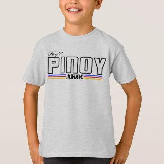 Hoy Pinoy Ako - Filipino Shirt - Philippines