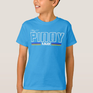 Hoy Pinoy Ako - Filipino Shirt - Pinoy Expression