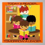 Hoy un líder, mañana un poster de la sala de clase
