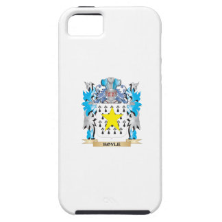 Hoyle Coat of Arms - Family Crest iPhone 5/5S Cover