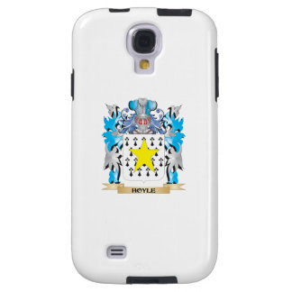 Hoyle Coat of Arms - Family Crest Galaxy S4 Case