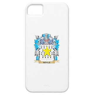 Hoyle Coat of Arms - Family Crest iPhone 5 Cases