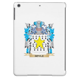 Hoyle Coat of Arms - Family Crest Cover For iPad Air