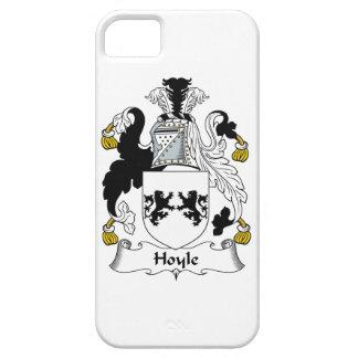 Hoyle Family Crest iPhone 5 Case