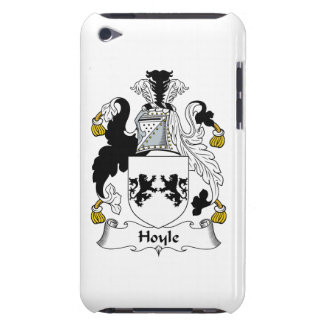 Hoyle Family Crest iPod Touch Covers