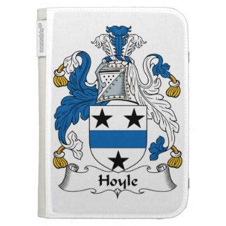 Hoyle Family Crest Kindle 3G Case