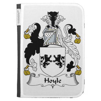 Hoyle Family Crest Kindle 3 Covers