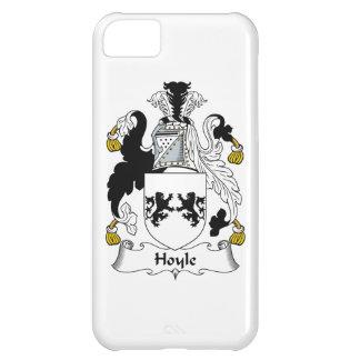 Hoyle Family Crest iPhone 5C Cases