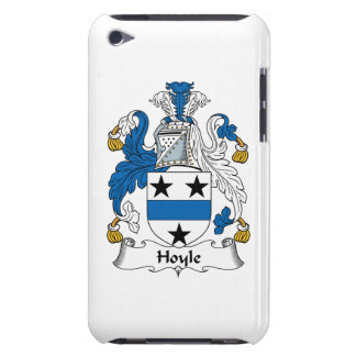 Hoyle Family Crest iPod Touch Cover