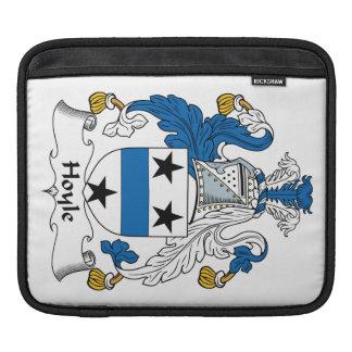 Hoyle Family Crest Sleeve For iPads