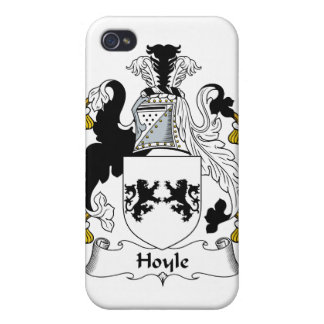 Hoyle Family Crest iPhone 4/4S Cases